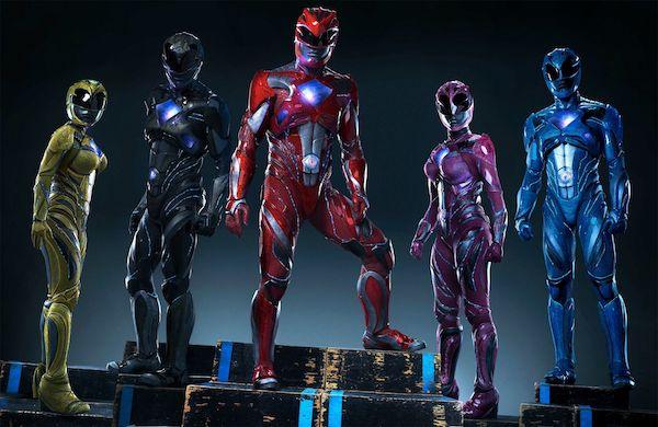 Power Rangers 2017 Movie Review MovieSpoon.com