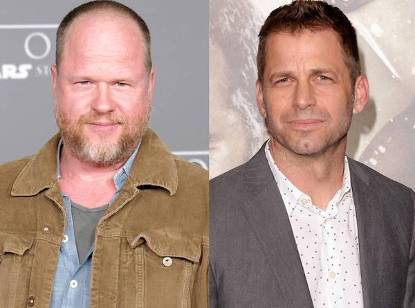 Zack Snyder Joss Whedon MovieSpoon.com