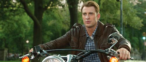 Captain America Chris Evans Contract MovieSpoon.com