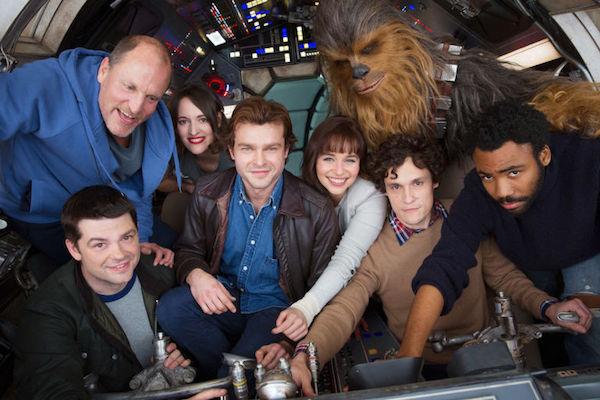 Han Solo Ron Howard MovieSpoon.com
