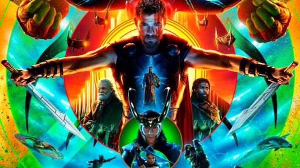Comic-Con Trailers Thor: Ragnarok MovieSpoon.com