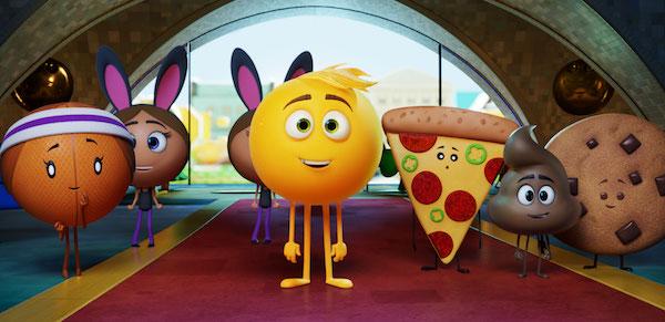 The Emoji Movie MovieSpoon.com