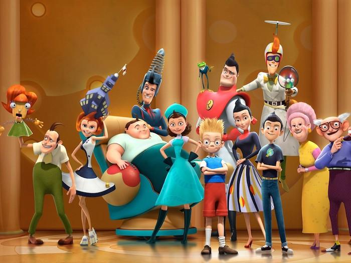 Meet the Robinsons Netflix Release Date MovieSpoon.com