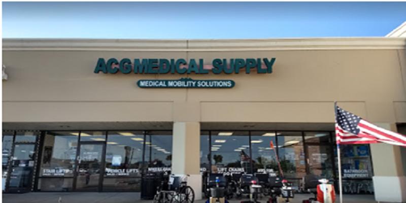 acg medical store