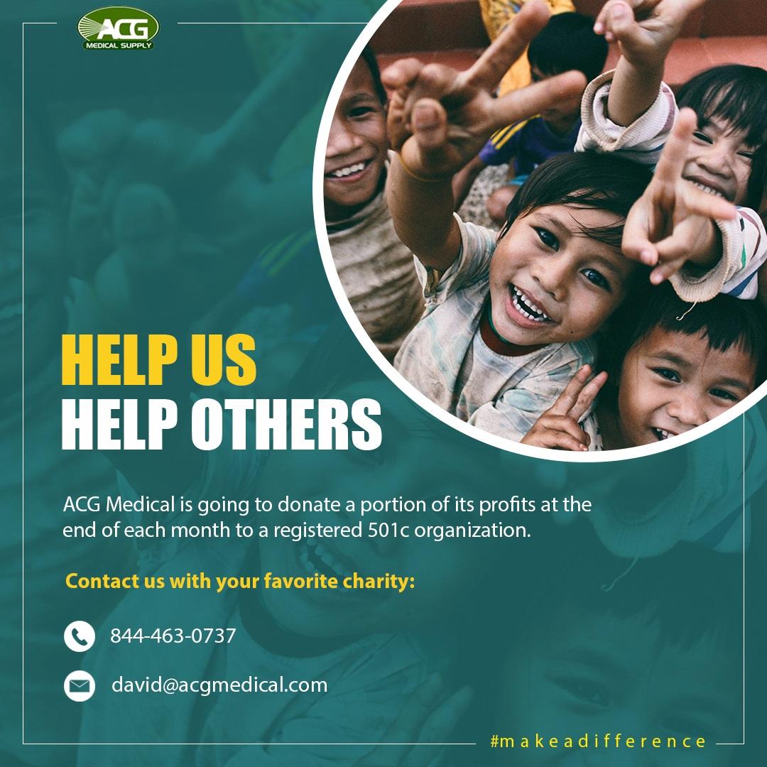 ACG Medical Supply Charity