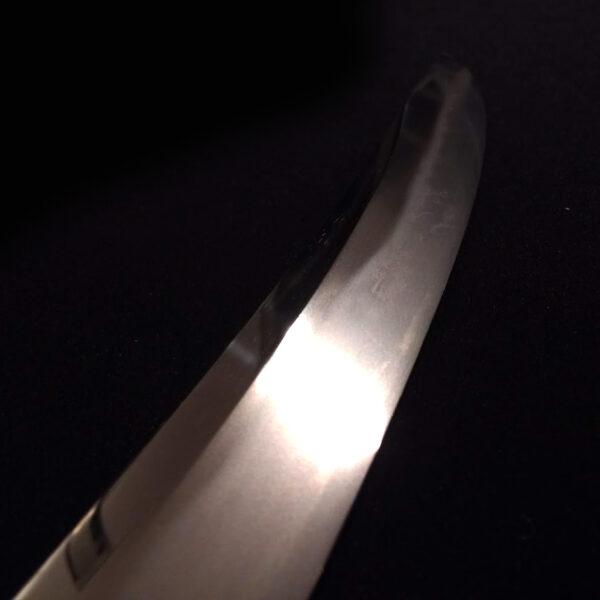 Bizen Tadamitsu naginatanaoshi wakizashi