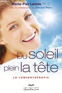 Marie-Pier Lavoie, livre dépression saisonière