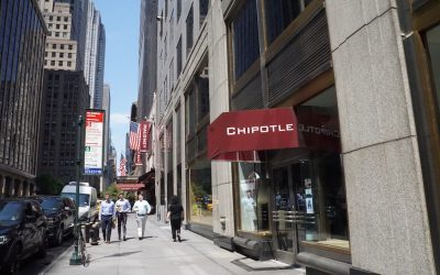 """The bowls at Chipotle and Sweetgreen are supposed to be compostable. They contain cancer-linked """"forever chemicals."""""""