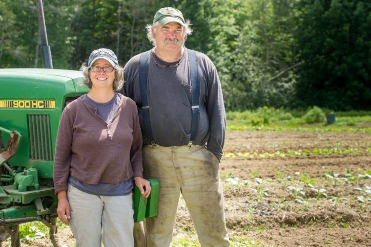 A Farm Family's Business Caved In. Then the Neighbors Showed Up.
