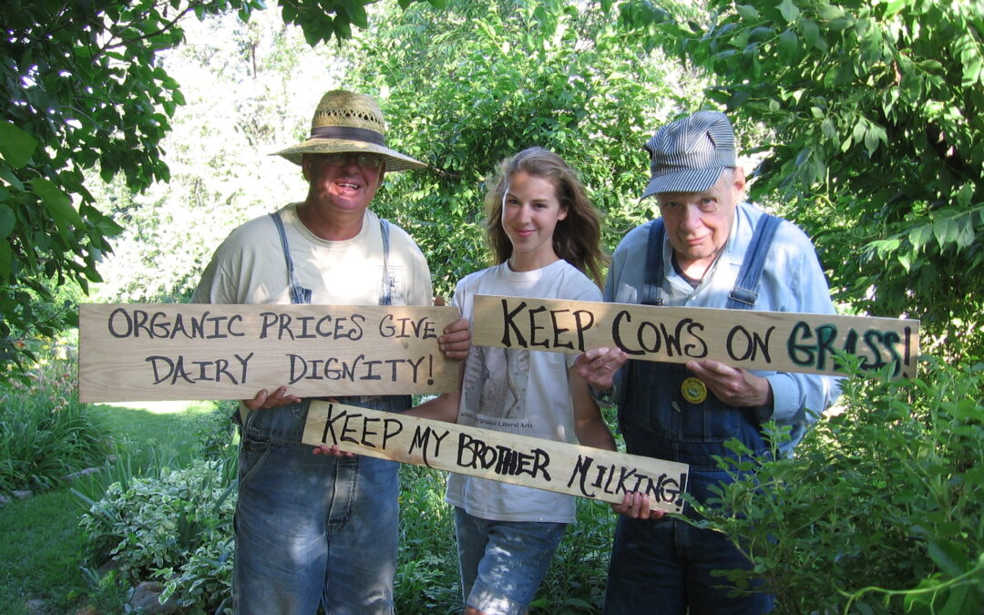 NGO Appeals to Biden Administration and Congress to Reverse Corporate Dominance and Consolidation in Organics