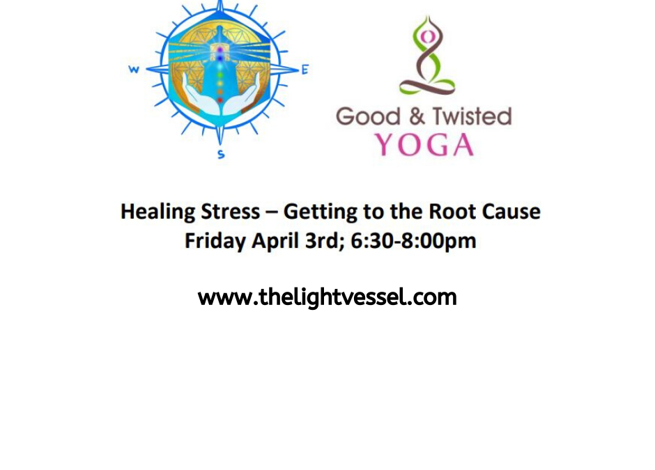 Healing Stress – Getting to the Root Cause