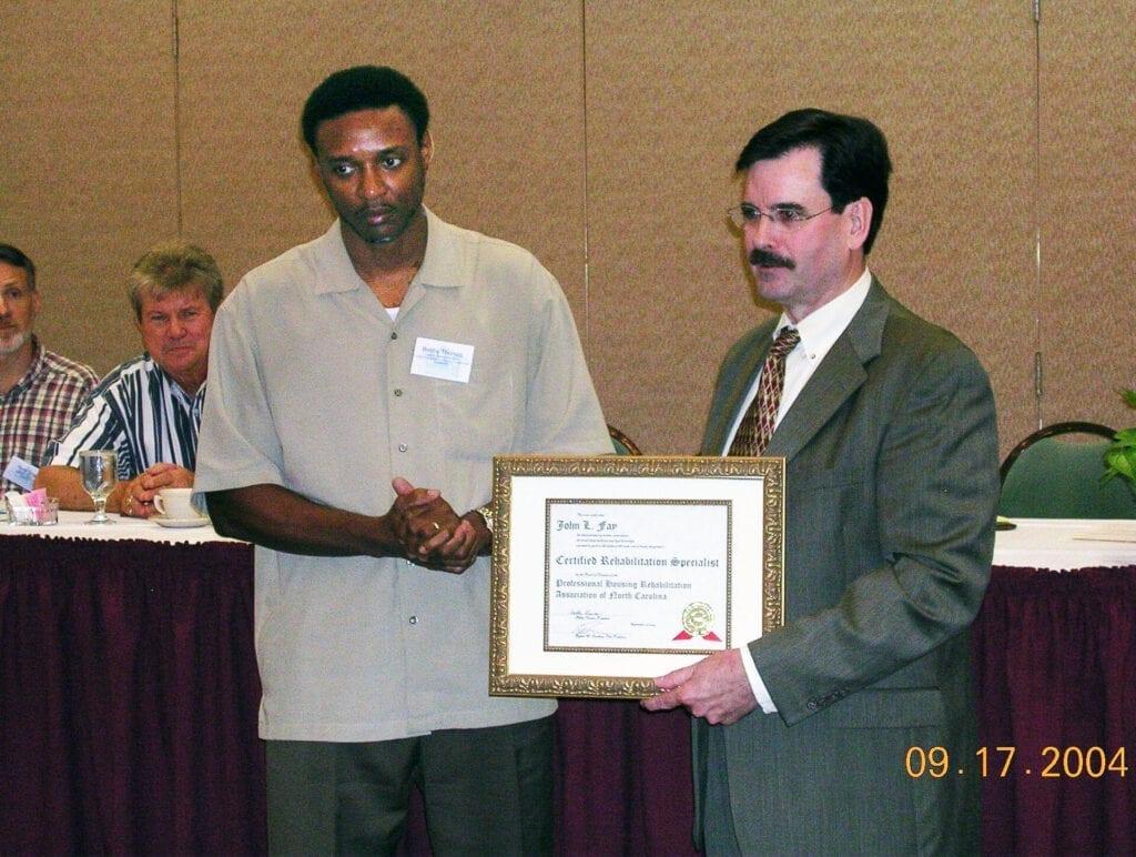 Certification2004