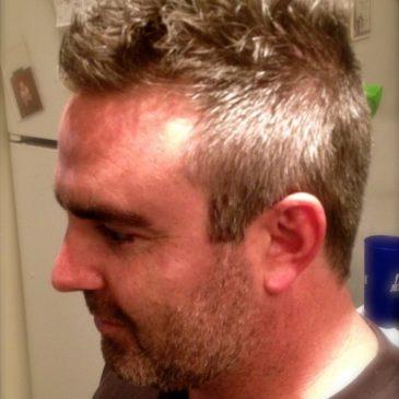 Honing My Barber Skills