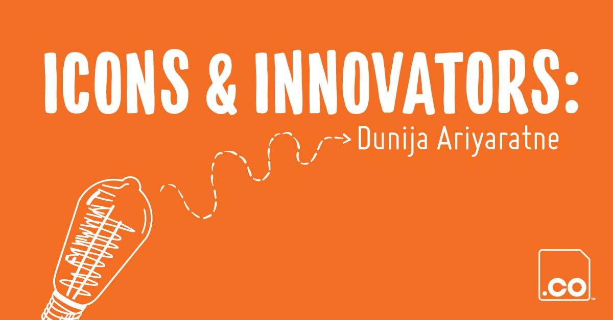 Icons & Innovators: TechFlow's Dunija-Ariyaratne