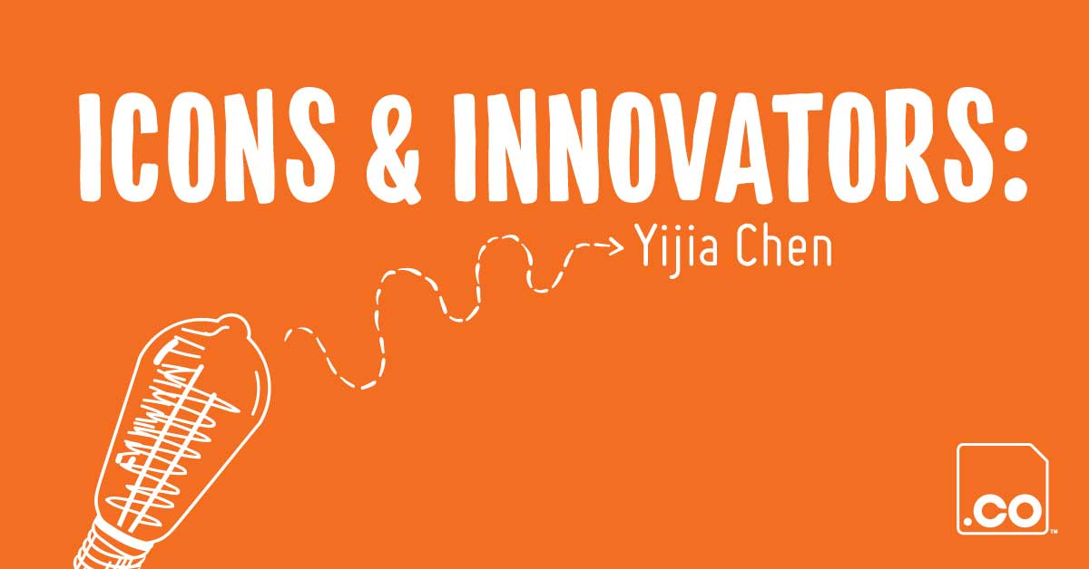 Icons & Innovators: Yijia Chen
