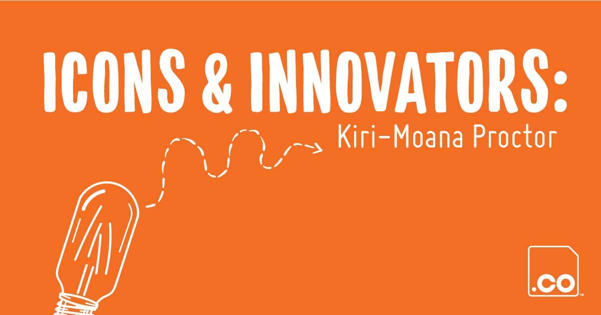DUKEOFLONDON.CO | Icons & Innovators Kiri Proctor