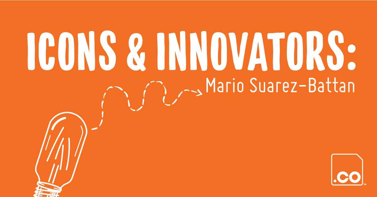 MURAL.CO | Icons & Innovators Mariano Suarez-Battan