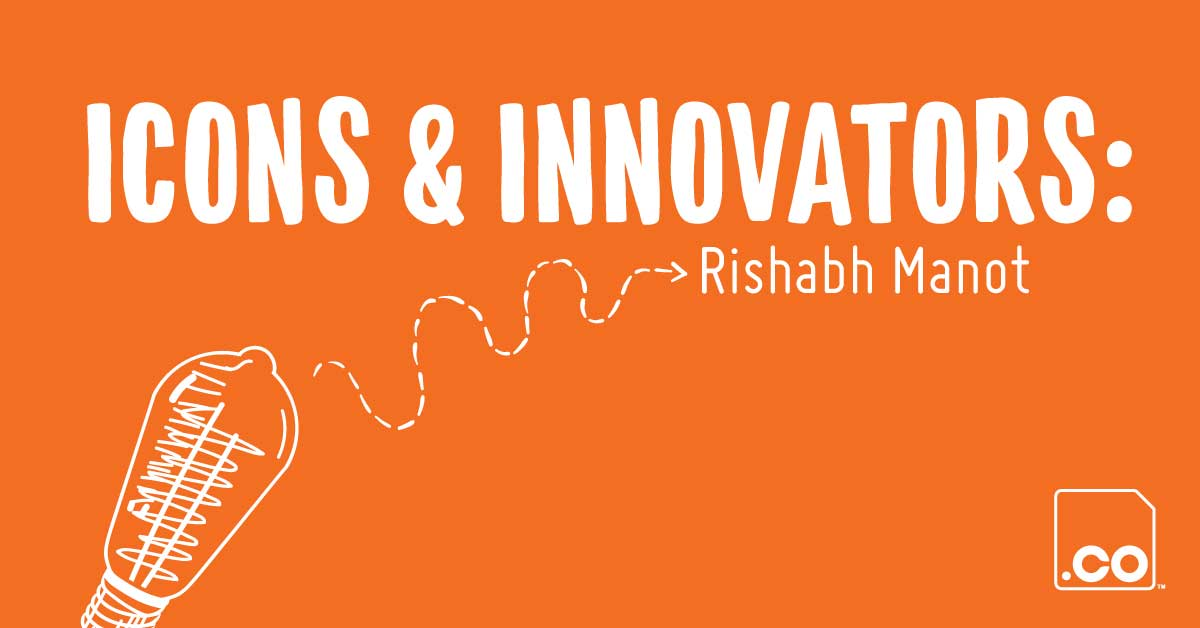 QUESTERRA.CO   Icons & Innovators Rishabh Manot