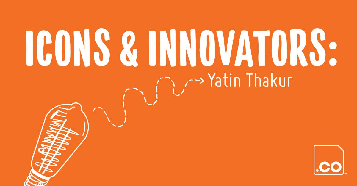 COWORKIN.CO | Icons & Innovators Yatin Thakur