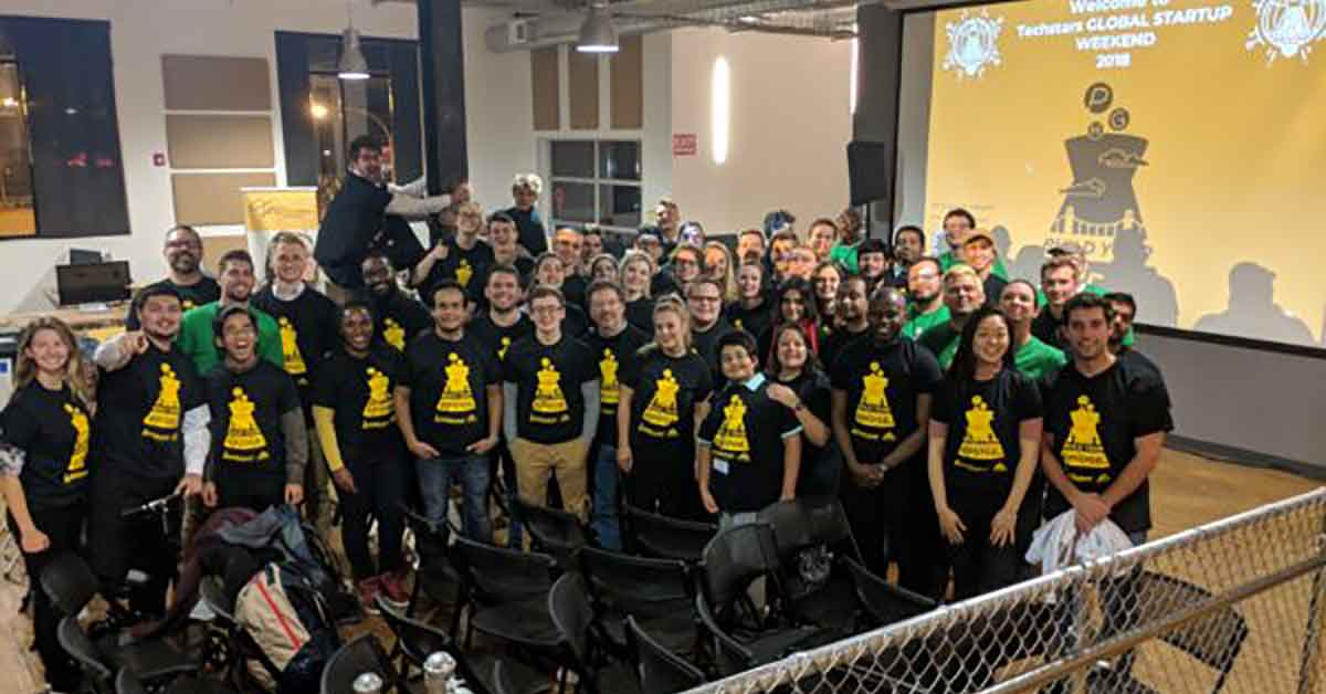 2014's Amazing Global Startup Battle Competition