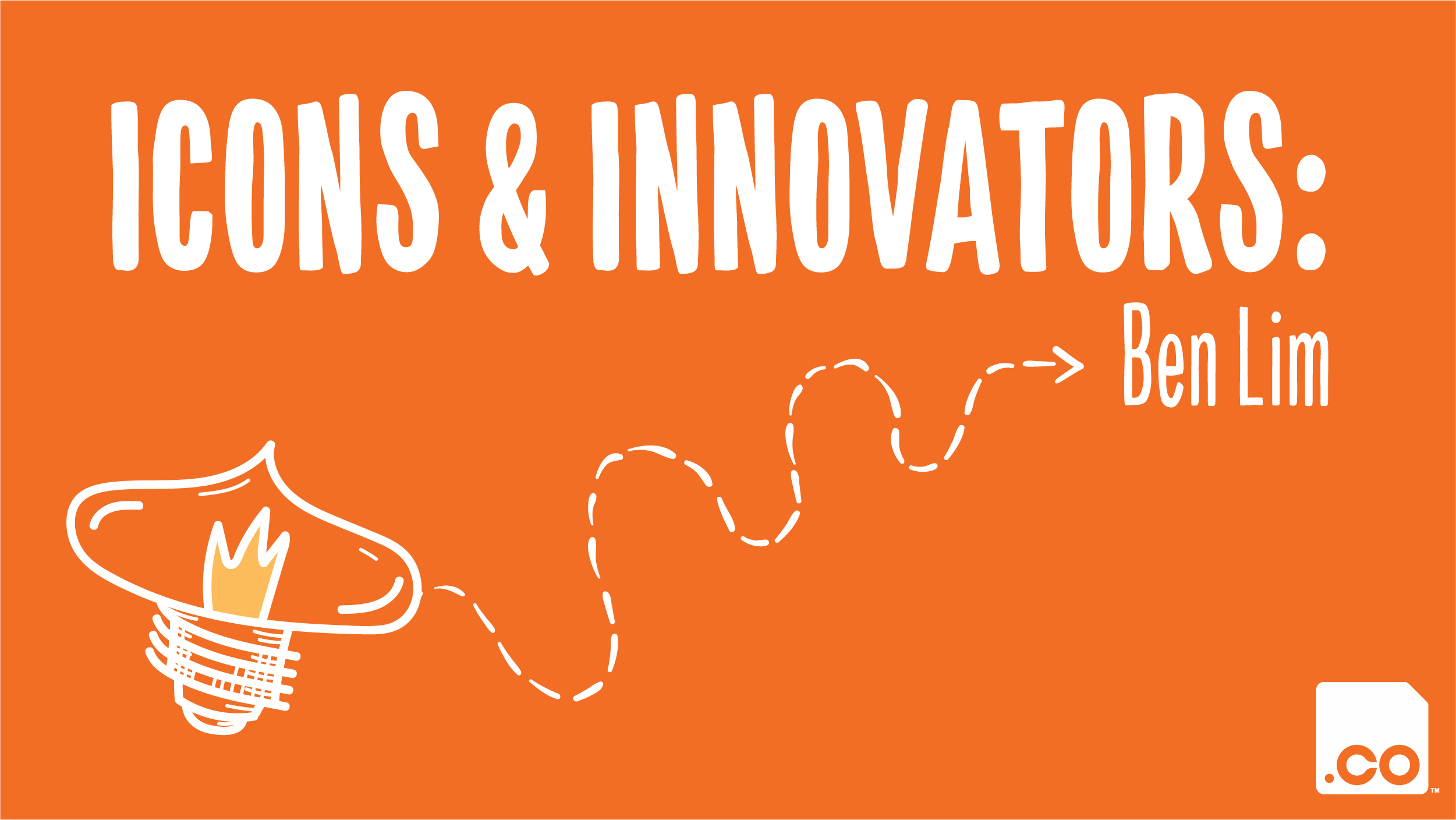 NEXEA.CO | Icon's & Innovators Ben Lim