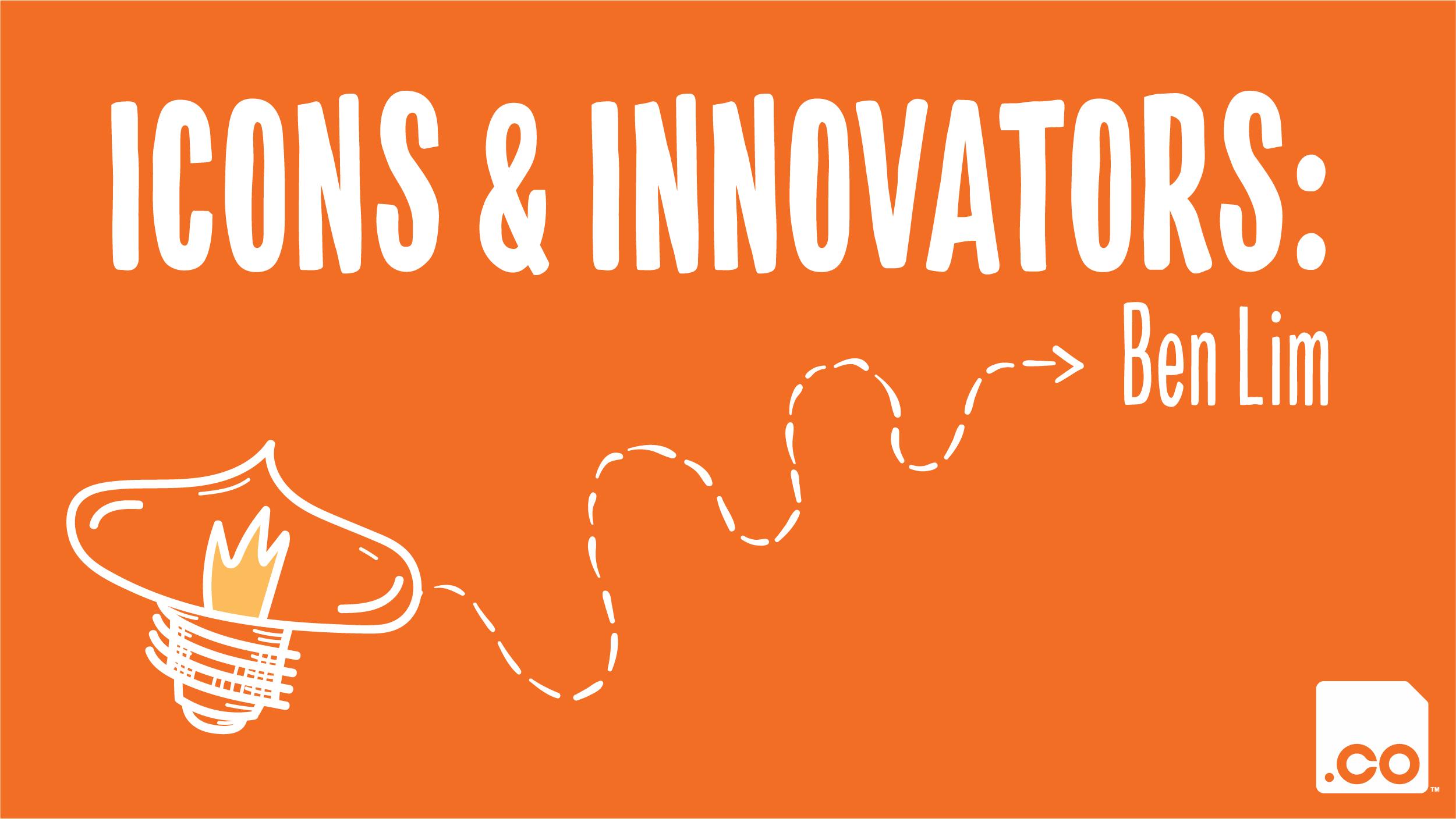 NEXEA.CO   Icon's & Innovators Ben Lim