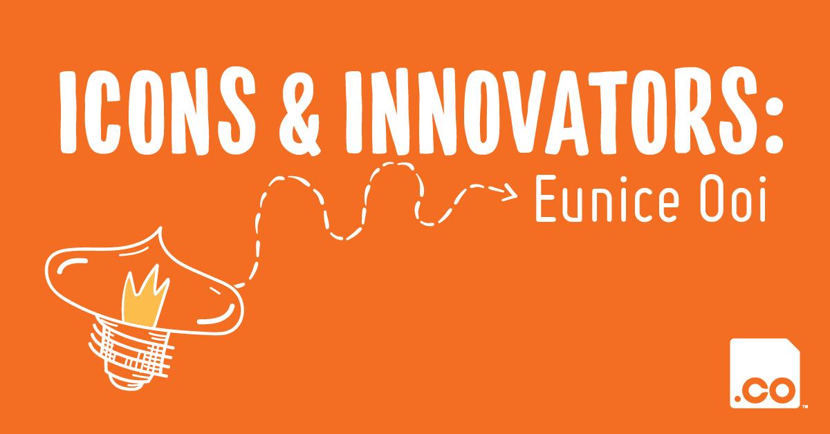spaceSense.CO | Icon's & Innovators Eunice Ooi