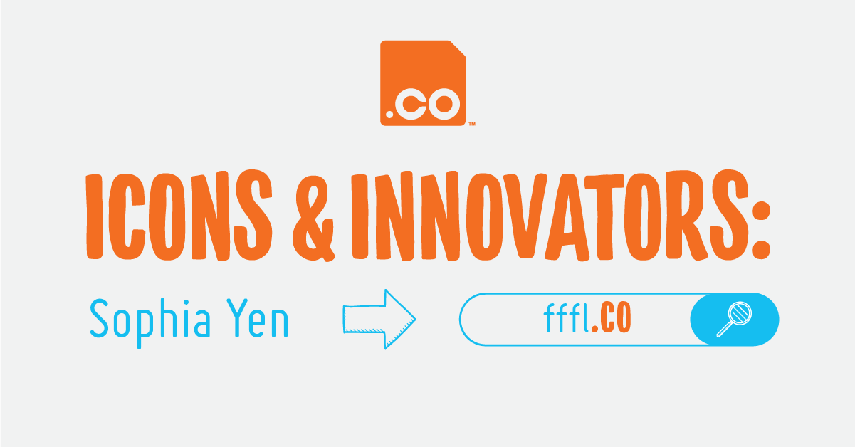 FFFL.CO | Icons & Innovators: Sophia Yen