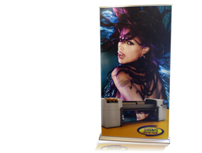 Giant Roll Up Banners