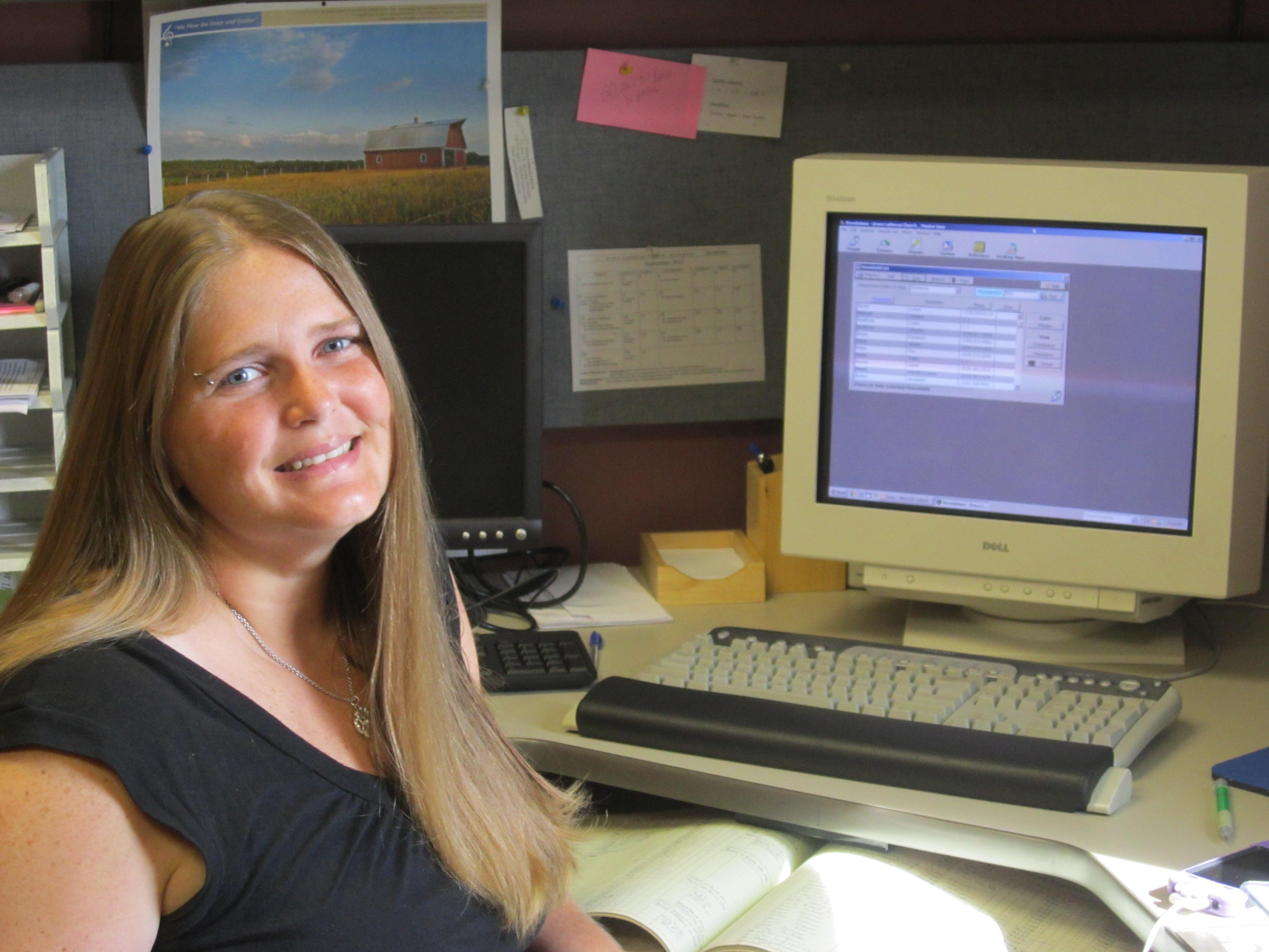 Sarah Tongen, Secretary