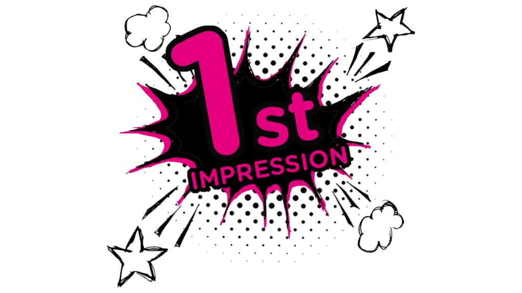 Bespoke 1st impression animation.