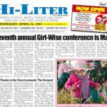 Illinois Hi-Liter 4/23/14