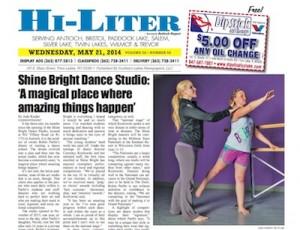 Illinois Hi-Liter 5/21/14