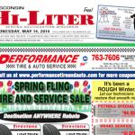 Wisconsin Hi-Liter 5/14/14