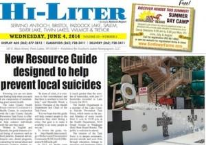 Illinois Hi-Liter 6/4/14