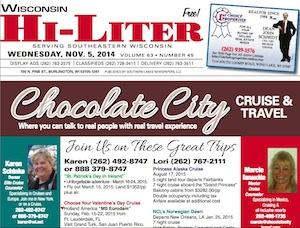 Wisconsin Hi-Liter for 11/5/14