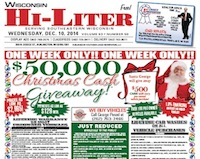 Wisconsin Hi-Liter 12/10/14
