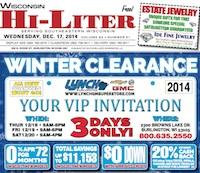 Wisconsin Hi-Liter 12/17/14