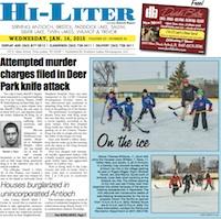 Illinois Hi-Liter 1/14/15