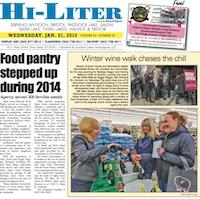 Illinois Hi-Liter 1/21/15
