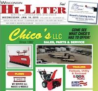 Wisconsin Hi-Liter 1/14/15