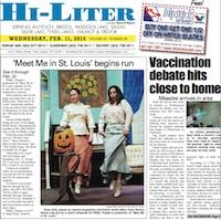 Illinois Hi-Liter 2/11/15
