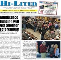Illinois Hi-Liter 1/28/15