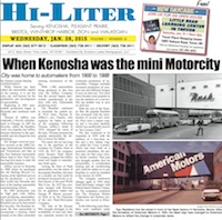 Kenosha Hi-Liter 1/28/15