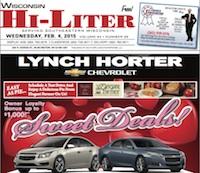 Wisconsin Hi-Liter 2/4/15