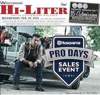 Wisconsin Hi-Liter 2/25/15