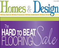 Homes & Design March 2015