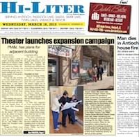 Illinois Hi-Liter 3/18/15