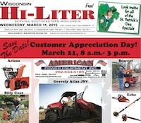 Wisconsin Hi-Liter 3/11/15