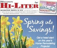 Wisconsin Hi-Liter 3/18/15